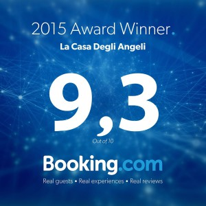 2016 Booking Award Winner quadrato