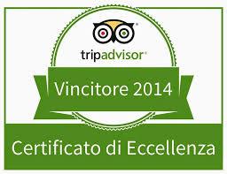 TripAdvisorVincitore2014